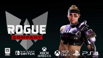 Rogue Company - Sigrid Character Trailer