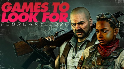 Games to Look For - February 2020