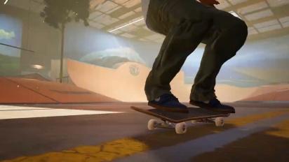 Tony Hawk's Pro Skater 1 and 2 - New Skater Announce