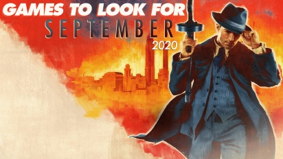 Games to Look For - September 2020