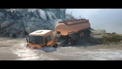 Spintires: MudRunner - Announcement Trailer