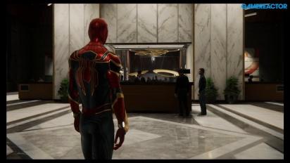 Spider-Man - Mary Jane zamienia się w Pająka