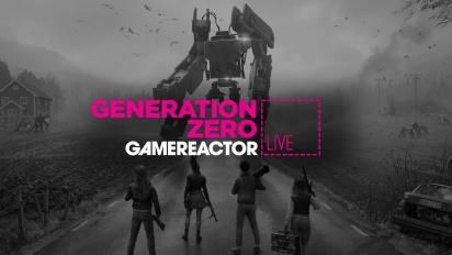 Generation Zero - Zamknięta Beta (nagranie z livestreamu)