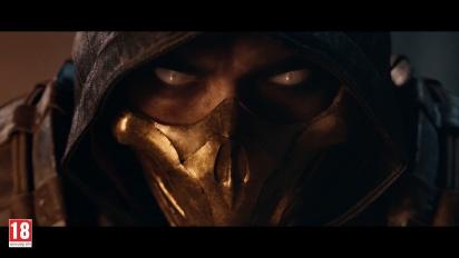 Mortal Kombat 11 - Spot akcji