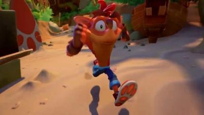 Crash Bandicoot 4: It's About Time - pierwszy zwiastun
