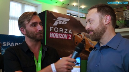 Forza - Dan Greenawalt Interview