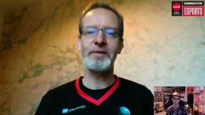 Axiom Soccer - Wywiad z Chrisem Stampem
