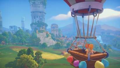My Time At Portia - Steam Early Access Launch Trailer