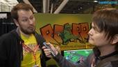 Roarr! The Adventures of Rampage Rex - Łukasz Józefowicz Interview