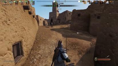 Mount & Blade II: Bannerlord - Beta Skirmish Gameplay