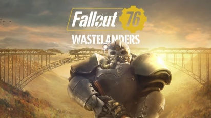 Fallout 76: Wastelanders - oficjalny zwiastun