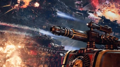 Battlefleet Gothic: Armada 2 - Reveal Trailer