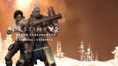 Destiny 2: Twierdza Cieni - Zawody Strażników - Okiem twórców