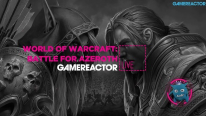 World of Warcraft: Battle for Azeroth - Livestream Replay
