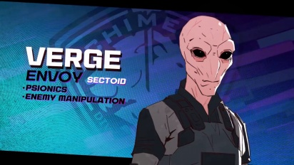 XCOM: Chimera Squad - Agent Profiles: Verge