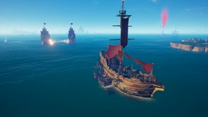 Sea of Thieves -  The Seabound Soul Content Update