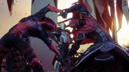 Destiny 2: Twierdza Cieni - zwiastun Karmazynowych Dni