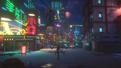 Cloudpunk - Launch Trailer
