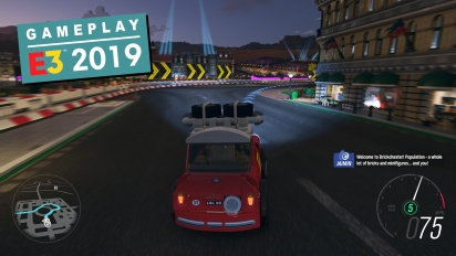 Forza Horizon 4: Lego Speed Champions - Gameplay