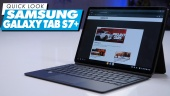 Samsung Galaxy Tab S7+ - Quick Look
