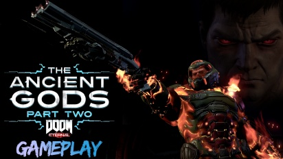 Doom Eternal: The Ancient Gods - Part Two - Gameplay
