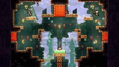 TowerFall - Nintendo Switch Announcement Trailer