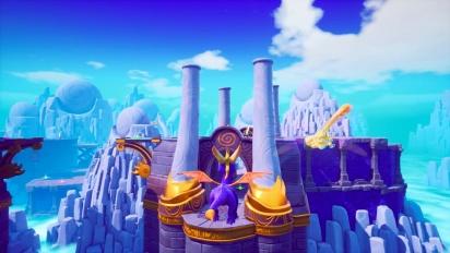 Zwiastun premierowy Spyro Reignited Trilogy [PL]
