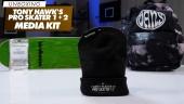 Tony Hawk's Pro Skater 1 + 2 Media Kit - Unboxing
