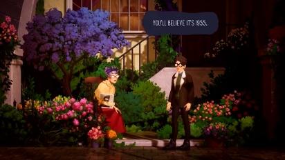 The Artful Escape - Gamepaly Trailer