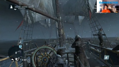 Assassin's Creed Rogue Remastered - Livestream Replay