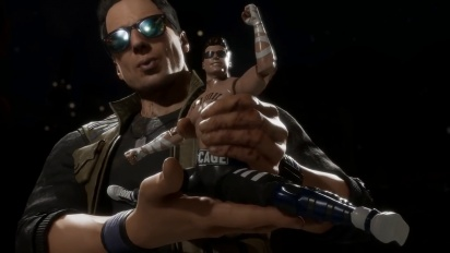 Mortal Kombat 11 - Official Johnny Cage Reveal Trailer