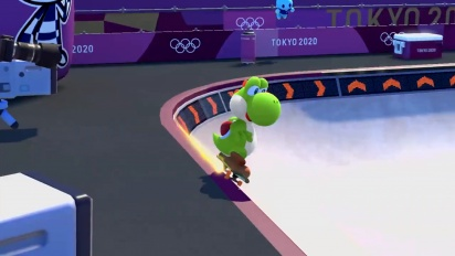 Mario & Sonic at the Olympic Games Tokyo 2020 - E3 2019 Trailer