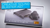 Creative Sound Blaster AE-7 - Quick Look