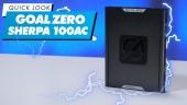 Goal Zero Sherpa 100AC Portable Power Bank - Quick Look