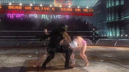 Dead or Alive 5 Ultimate - Phase 4 Console Debut Trailer