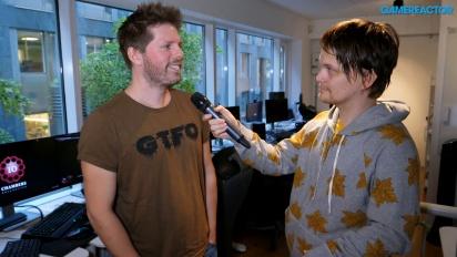 GTFO - Wywiad z Simonem Viklundem