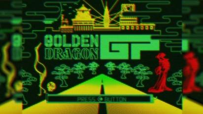 Travis Strikes Again: No More Heroes - Golden Dragon GP Trailer