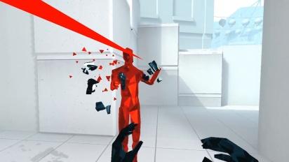 Superhot - VR Trailer