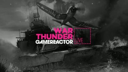 War Thunder - nagranie z livestreamu