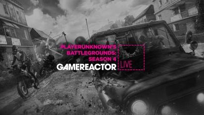 PlayerUnknown's Battlegrounds - Season 4 Livestream Replay