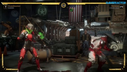 Mortal Kombat 11 - Rozgrywka na Stadii