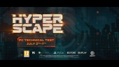 Hyper Scape - Announcement GP Trailer