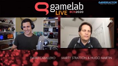 Doom Eternal - Marty Stratton & Hugo Martin Gamelab Interview