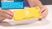 Nintendo Switch Lite - Quick Look