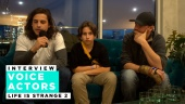 Life is Strange 2 - Wywiad z Romanem George'em, Gonzalo Martinem i Philem Bache