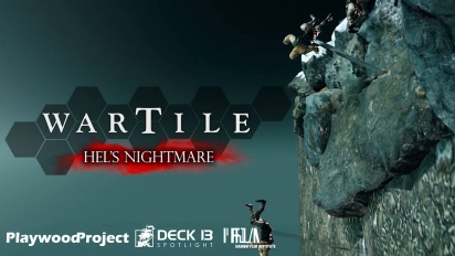Wartile Hel´s Nightmare DLC Trailer