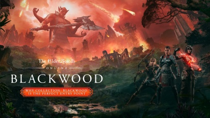 The Elder Scrolls Online - Why Collection: Blackwood is the Perfect Entry point