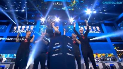 GRTV Awards 2018 - Esports Moments