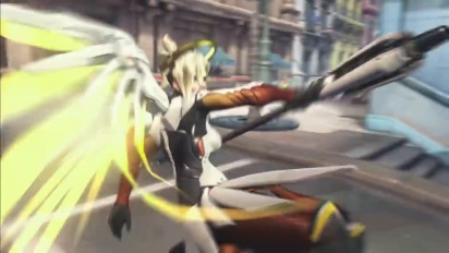Overwatch - Storm Rising Trailer