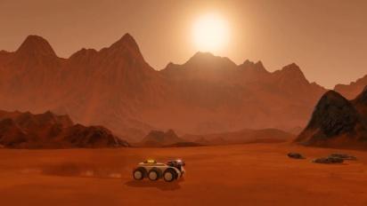 Surviving Mars - Mystery Trailer